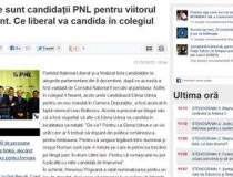 Cine sunt candidatii PNL...