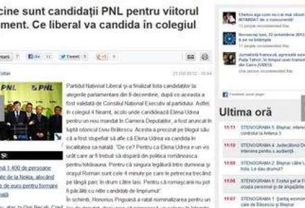 Cine sunt candidatii PNL pentru viitorul parlament. Ce liberal va candida in colegiul tau?