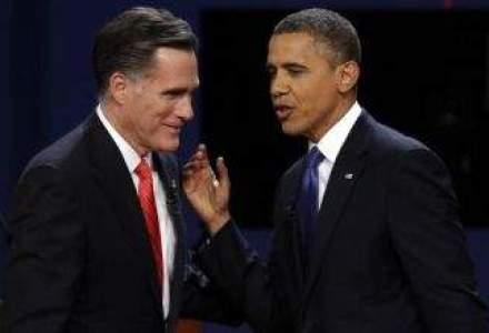 Obama, considerat invingatorul ultimei dezbateri: Cat timp eu voi fi presedinte, Iranul nu va avea arma nucleara [VIDEO]
