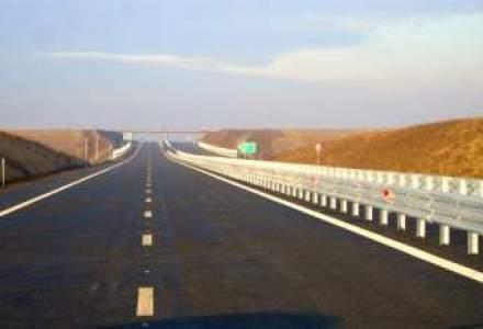 Prima autostrada din Romania finalizata inainte de termen. Nu va bucurati, sunt doar 9,5 kilometri!
