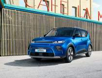 Noul Kia e-Soul 100% electric...