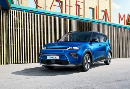 Noul Kia e-Soul 100% electric soseste spre sfarsitul primului trimestru al anului 2019