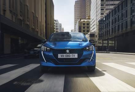 Noul Peugeot 208 va fi comercializat in Romania incepand cu toamna anului 2019. Modelul va fi disponibil inca de la lansare cu o versiune electrica