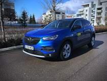 Test drive cu Opel Grandland...