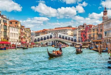 Consiliul municipal din Venetia a aprobat taxa de intrare pentru turisti