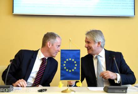 Eugen Teodorovici vrea sa schimbe modul in care BEI aloca finantarile: tarile sarace sa primeasca mai multi bani, iar functionarii BEI sa se ocupe de tot!