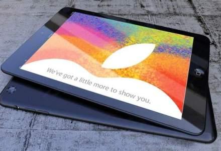 Apple, in lumina reflectoarelor din nou: cum arata tableta iPad Mini? Vezi toate detaliile