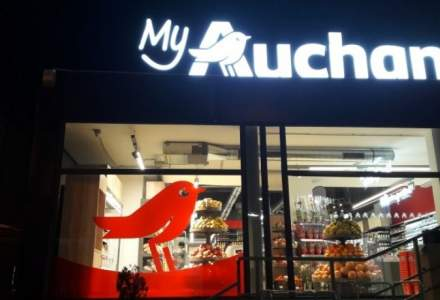 Auchan isi extinde reteaua de magazine de proximitate prin inaugurarea primului MyAuchan din Cluj