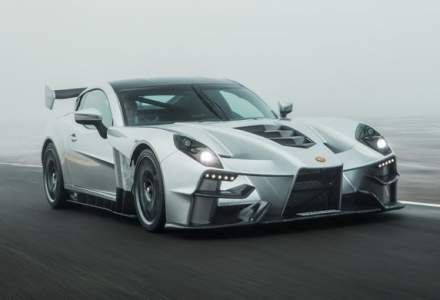 Producatorul britanic Ginetta pregateste un nou supercar: motor V8 de 6.0 litri si peste 600 de cai putere