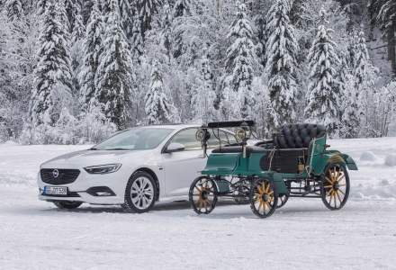 "Opel produce editia speciala Opel Insignia ,,120 Years"""