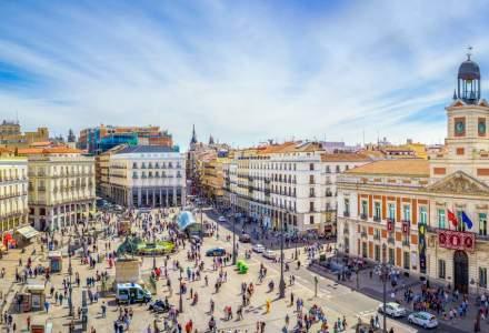 Numarul strainilor care au vizitat Spania, in crestere. Turismul spaniol, 15% pondere in PIB