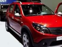 Dacia Sandero, mai ieftina...