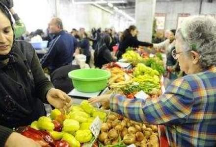 Curatenie in piete: la tarabe veti gasi doar produse romanesti