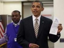 Barack sau Mitt? Obama a...
