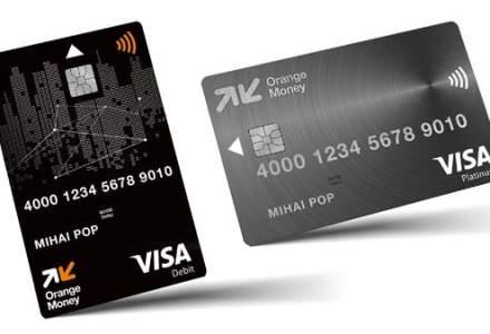 Orange Money lanseaza carduri de debit fizice Visa si noi modalitati de plata