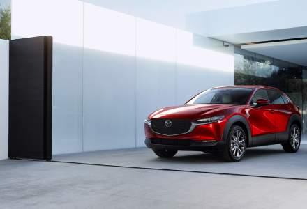 Mazda a prezentat noul crossover Mazda CX-30 la Geneva