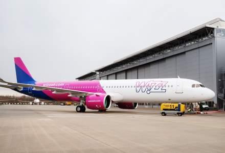 [Galerie foto] Cum arata cel mai nou avion Airbus din flota Wizz Air