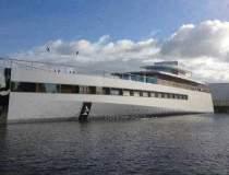 Yachtul lui Steve Jobs isi...