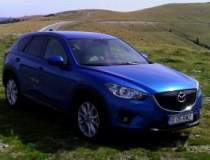 Test Drive Wall-Street: CX-5...
