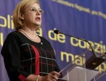 Corina Cretu atrage atentia...