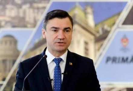 Primarul orasului Iasi, Mihai Chirica, se alatura protestului pentru construirea de autostrazi initiat de suceveanul Stefan Mandachi