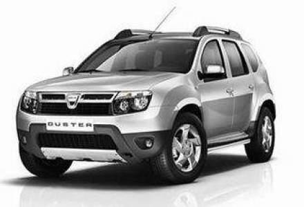 Dacia a primit peste 1.000 de precomenzi pentru Duster in Marea Britanie
