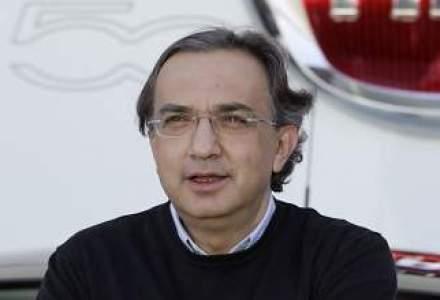 Seful Fiat a propus fuziunea grupului cu Opel si Peugeot