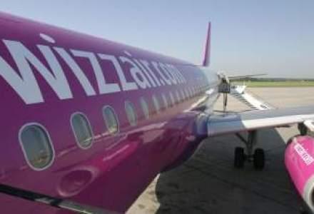 Wizz Air lanseaza noi rute din Bucuresti, stimulata de cresterea numarului de pasageri
