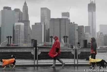 VIDEO: Pierderile asigurate provocate de Sandy urca la 15 mld. USD