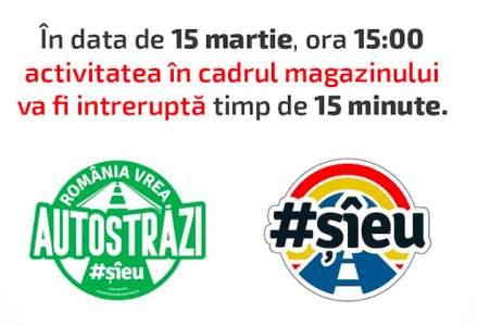 Lensa isi suspenda activitatea pe 15 martie pentru a sprijini constructia de autostrazi in Romania