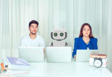 1 din 2 joburi risca sa fie inlocuit de roboti. Amenintare reala sau doar scenariu apocaliptic?