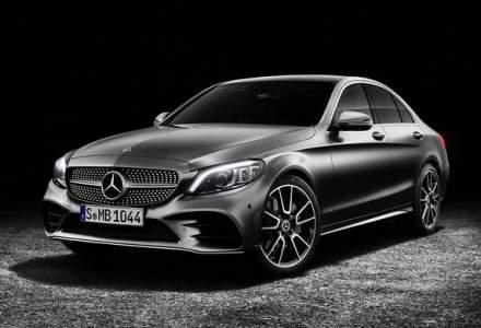 Viitorul Mercedes-Benz Clasa C, spionat in timpul testelor: modelul de segment mediu va fi prezentat in 2020