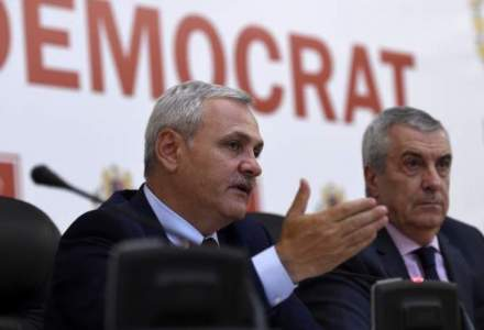 Liviu Dragnea: Programul de guvernare al PSD deranjeaza; adversarii nostri politici fac orice pentru a-l bloca