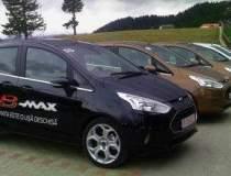 Test cu Ford B-Max, cel mai...