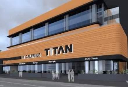 Constatin Slav include si o piata de 1.000 mp in Galeriile Titan