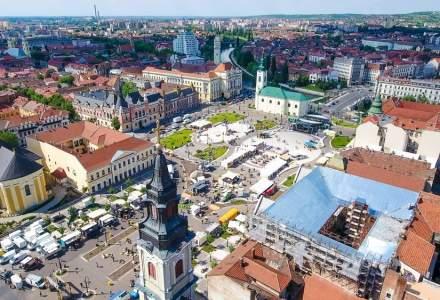 Oradea a avut, in 2018, cea mai mare crestere procentuala a numarului de turisti din tara