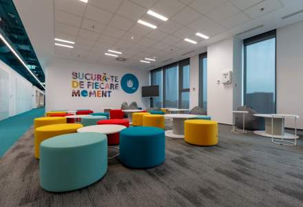 UPC Romania a inaugurat noul sediu central in cladirea The Bridge 2