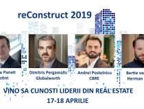 ReConstruct 2019: vino la...
