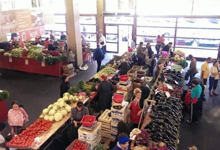 Romania a inregistrat, in 2018, un deficit de 1,15 miliarde euro in comertul cu produse agroalimentare