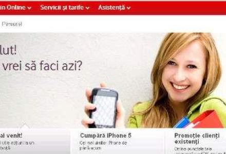 Vodafone si-a relansat site-ul de companie. Cum ti se pare?
