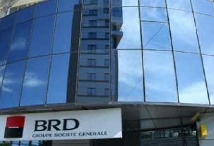 BRD a raportat un profit de 10,3 milioane lei la noua luni. Provizioanele CONTINUA sa creasca