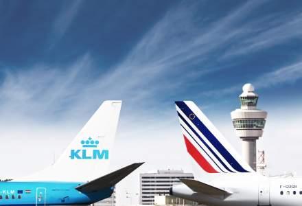Air France - KLM lanseaza noi rute din Bucuresti. Care sunt destinatiile