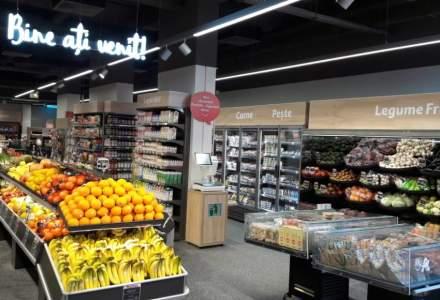 Auchan isi extinde reteaua de magazine de proximitate