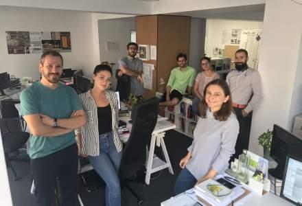 Elena si Andrei Stefanescu, fondatori ai biroului de arhitectura studio ae, propun proiecte pentru schimbarea la fata a Capitalei