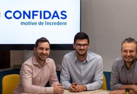 Startup-ul FinTech romanesc Confidas pregateste o noua runda de investitii si extinderea in strainatate: peste 3.000 de IMM-uri au testat deja platforma, raportand plati restante de peste 1 milion de euro