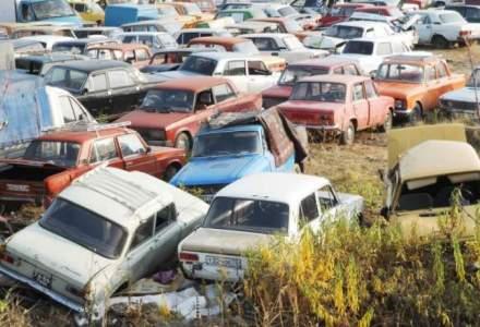 Programul Rabla: ITP-ul pentru masinile care stau in curte va fi scos