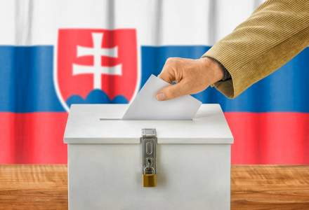 O activista anticoruptie castiga alegerile prezidentiale din Slovacia