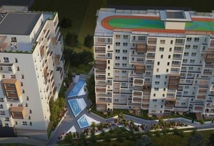 Forty Management a obtinut autorizatia de constructie Central District 4 Elemente, situat langa parcul Titan din Capitala