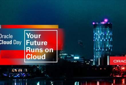 (P) Oracle Cloud Day vine la Bucuresti - alatura-te evenimentului si afla de ce viitorul apartine cloud-ului