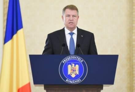 Iohannis a anuntat cele doua teme de interes national de la referendum: interzicerea amnistiei si gratierii pentru coruptie si a adoptarii unor OUG pentru infractiuni